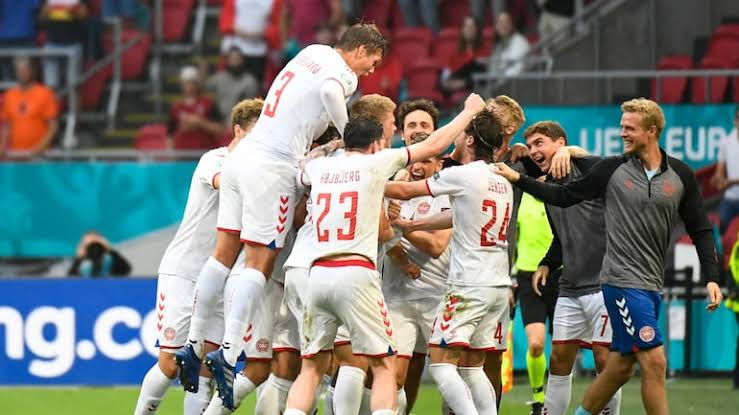Euro 2020 Denmark wales