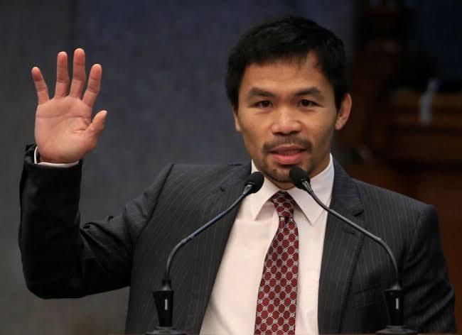 ova sports manny Pacquiao